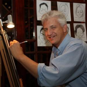 BobKat Art - Caricaturist in Detroit, Michigan