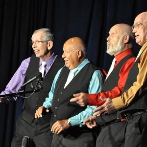 Bodacious Baldies - Barbershop Quartet in Orlando, Florida