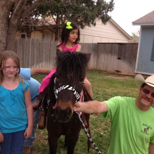 Boots and Bows Pony Parties - Pony Party / Children's Party Entertainment in Lubbock, Texas