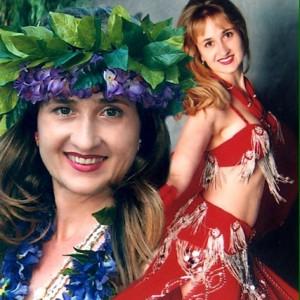 Borka Belly Dancer and Hula Dancer
