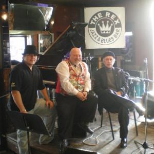Bossa Tres - Bossa Nova Band in Toronto, Ontario