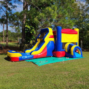 Bounce House & Water Slide Rentals - Party Inflatables in Fort Myers, Florida