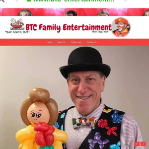 BTC Family Entertainment - Children's Party Magician / Comedy Magician in Pittsfield, Massachusetts