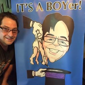 Boyer the Magic Guy - Comedy Magician in Stockbridge, Michigan