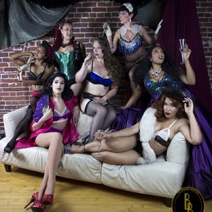Brazen Booties Burlesque - Burlesque Entertainment in Los Angeles, California