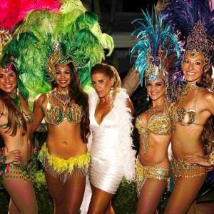BrazilCarnival - Samba Dancer in San Diego, California
