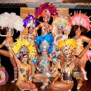 Brazilian Dance Company - Samba Dancer in Menifee, California