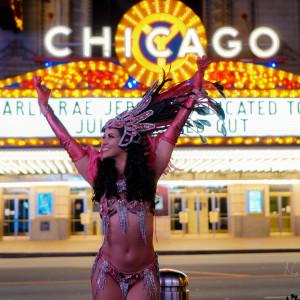 Brazilian Swag - Samba Dancer in Chicago, Illinois