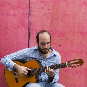 Brazilian/Jazz guitarist and Vocalist  - Guitarist in New York City, New York