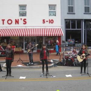 Breaking Silence - Pop Music in Bentonville, Arkansas