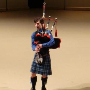 Brendan Culver, Professional Piper - Bagpiper in Barrie, Ontario