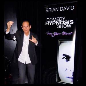 Brian David Comedy Hypnosis Show!