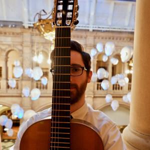 Brian King - Classical Guitarist / Guitarist in New Orleans, Louisiana