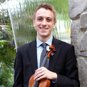 Brian Ostrega, Violinist - Violinist in Chicago, Illinois