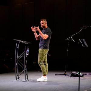 Brian Wood - Christian Speaker in Chesapeake, Virginia