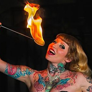 Brianna Belladonna - Sword Swallower / Fire Eater in Boston, Massachusetts