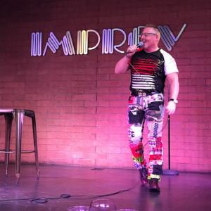 Brit - Comedian in Tempe, Arizona