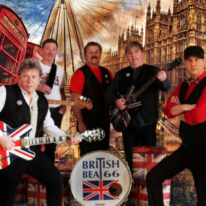 British Beat 66 - 1960s Era Entertainment in Detroit, Michigan