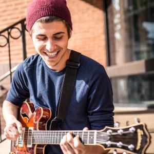 Bronsen Euard - Singing Guitarist in Lake City, Pennsylvania