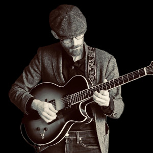 Bruce Gregori - Jazz Guitarist in New Haven, Connecticut