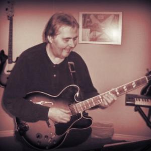 Bruce Noble  (Bruce Noble Duo) ex. - Jazz Guitarist / Singing Guitarist in Moncton, New Brunswick
