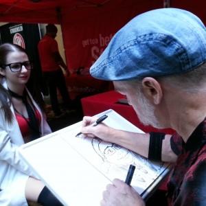 Bruce Stevenson - Caricaturist & Musician - Caricaturist in Raleigh, North Carolina