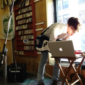 Bruise Vilanch - Singing Guitarist in Winnipeg, Manitoba