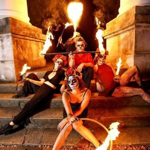Brushfire Collective - Fire Performer / Fire Eater in Charleston, South Carolina
