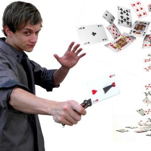 Bryan Sanders - Comedy Magician in Morehead City, North Carolina