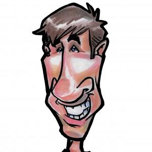 Bryant Garten Caricatures - Caricaturist in Denver, Colorado