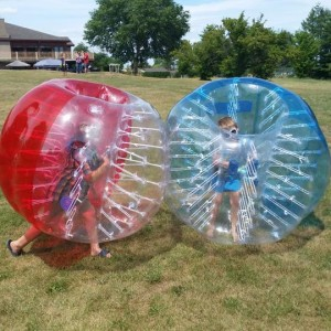 Bubble Soccer - New, Fun and Awesome - Party Inflatables / Children's Party Entertainment in Brampton, Ontario