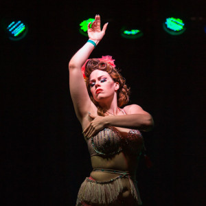 Burlesque by Amber Adelaide - Burlesque Entertainment in St Louis, Missouri