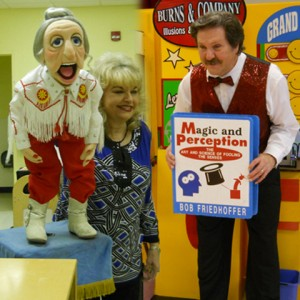 Burns & Company's Magic & Ventriloquism - Magician in Clemmons, North Carolina