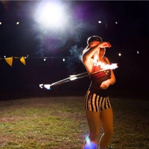 Louie Louise - Fire Dancer / Belly Dancer in Springfield, Missouri