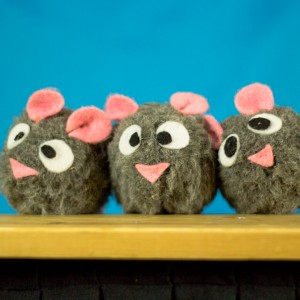 CactusHead Puppets
