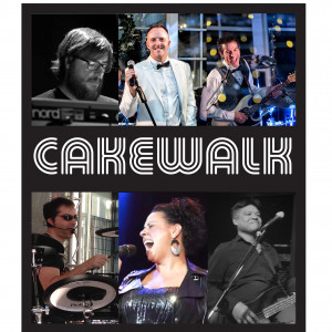 Cakewalk Dance Band - Dance Band / 1990s Era Entertainment in Vancouver, British Columbia