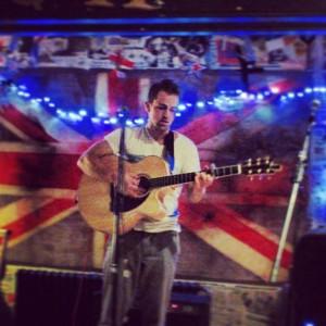 Cal McKim - Singing Guitarist in San Diego, California