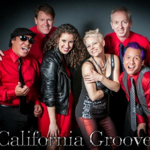 California Groove - Top 40 Band in San Jose, California