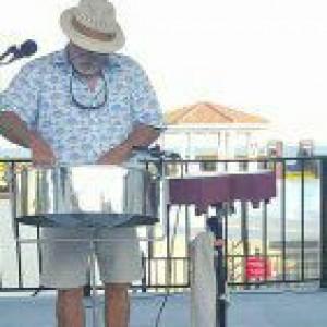 Calypso Kid - Steel Drum Player in Surf City, North Carolina