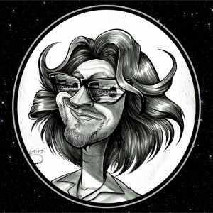 Caricatures by Cameron Canales - Caricaturist in San Diego, California