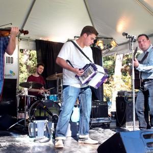 Cameron Dupuy & The Cajun Troubadours - Cajun Band in New Orleans, Louisiana