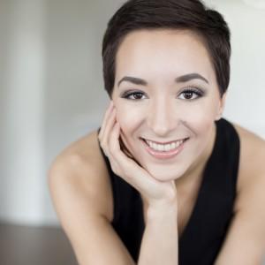 Camille Holland, soprano - Classical Singer in Toronto, Ontario