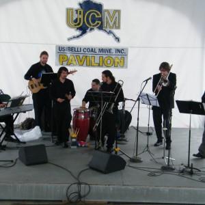 Candela - Salsa Band in Fairbanks, Alaska
