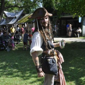 Captain Jack Deppstreet - Pirate Entertainment in Springfield, Ohio