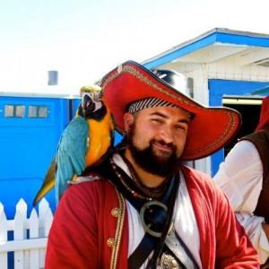 Captain Jay Tucci - Children's Party Entertainment in Cape Neddick, Maine