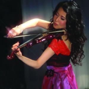 Cara-C Electric Pop Violinist - Violinist in Los Angeles, California