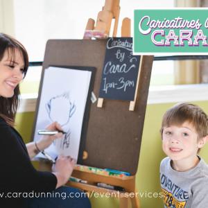 Cara Dunning Art - Caricaturist in Nashville, Tennessee