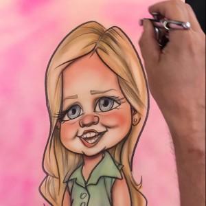Stanton Arts, LLC - Caricaturist in Myrtle Beach, South Carolina