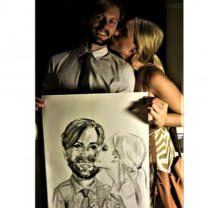 Caricatures by Bernie - Caricaturist in Madison, Wisconsin