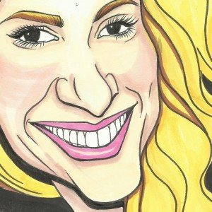 Caricatures by Crossankle - Caricaturist in Sarasota, Florida